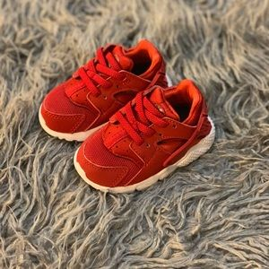 Toddler Nike Huaraches Run (TD)
